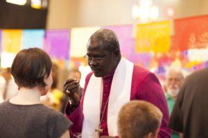 Bishop Joseph Garang Atem