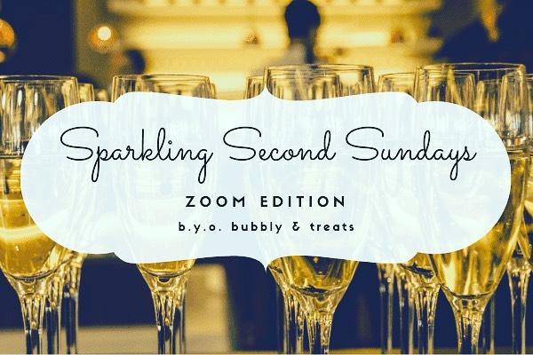 Sparkling Sundays Banner
